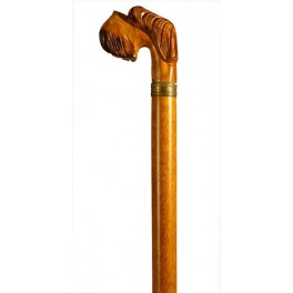 FOX TERRIER olive wood handle, beech wood shaft