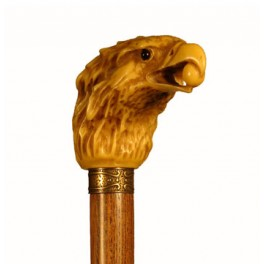 EAGLE, with ash wood