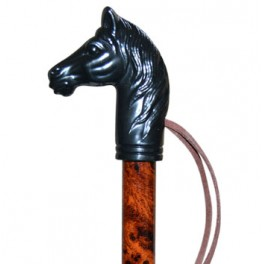 Extensible horse shoehorn