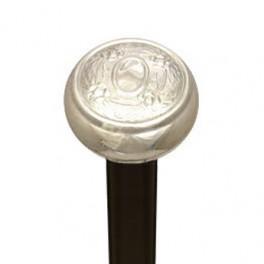 Knob silver handle