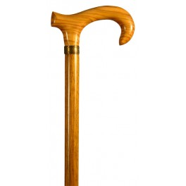 HOOK olive wood handle, beech wood shaft